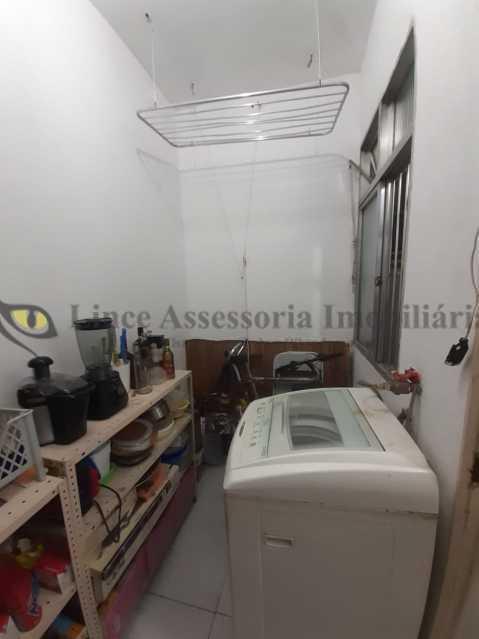19 QUARTO DE EMPREGADA 1.1. - Apartamento 2 quartos à venda Riachuelo, Norte,Rio de Janeiro - R$ 179.000 - TAAP22256 - 20