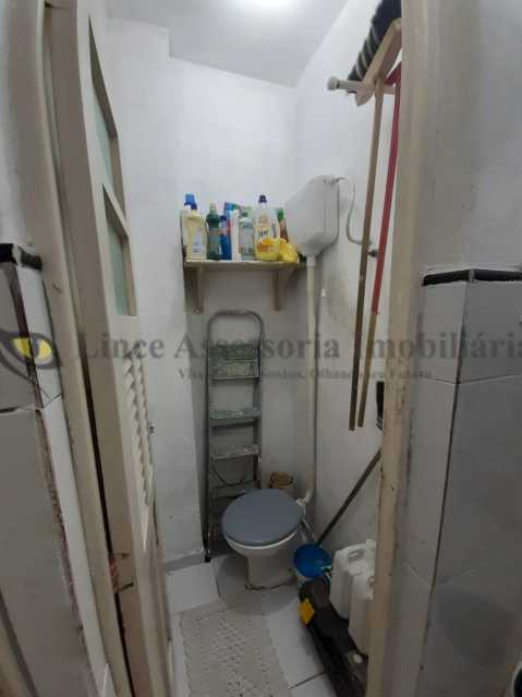 20 bANHEIRO DE SERVIÇO.. - Apartamento 2 quartos à venda Riachuelo, Norte,Rio de Janeiro - R$ 179.000 - TAAP22256 - 21