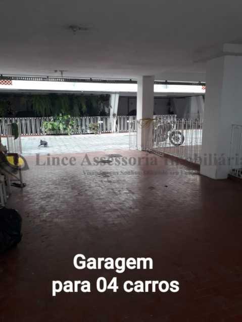 02 - Casa em Condomínio 3 quartos à venda Rio Comprido, Norte,Rio de Janeiro - R$ 630.000 - TACN30013 - 3