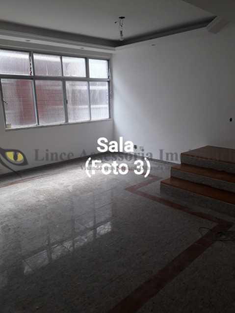 04 - Casa em Condomínio 3 quartos à venda Rio Comprido, Norte,Rio de Janeiro - R$ 630.000 - TACN30013 - 5