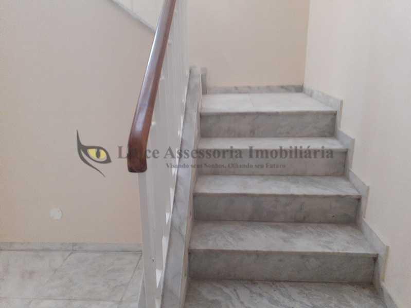 escada para segundo piso - Casa 5 quartos à venda Tijuca, Norte,Rio de Janeiro - R$ 2.100.000 - TACA50021 - 29
