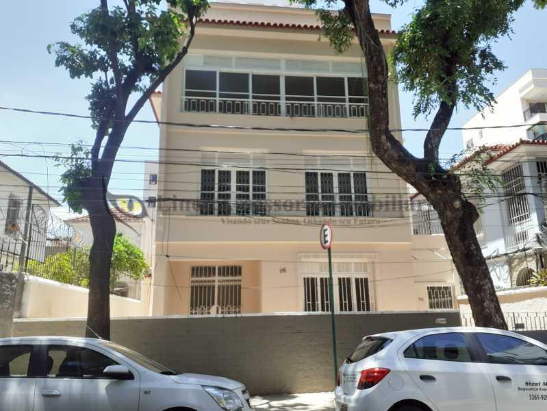 fachada - Casa 5 quartos à venda Tijuca, Norte,Rio de Janeiro - R$ 2.100.000 - TACA50021 - 31