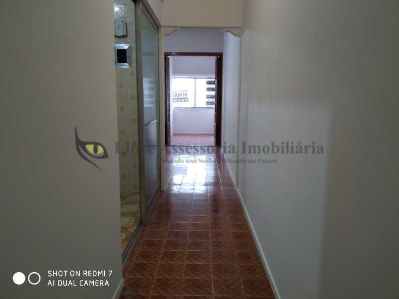 Circulação - Apartamento 2 quartos à venda Praça da Bandeira, Norte,Rio de Janeiro - R$ 350.000 - TAAP22272 - 3