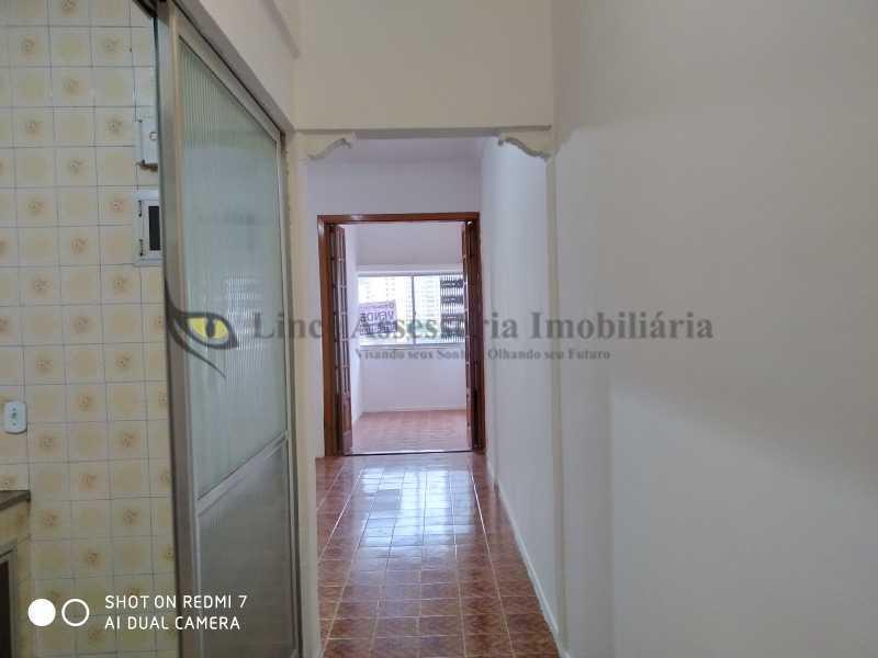 Circulação - Apartamento 2 quartos à venda Praça da Bandeira, Norte,Rio de Janeiro - R$ 350.000 - TAAP22272 - 1