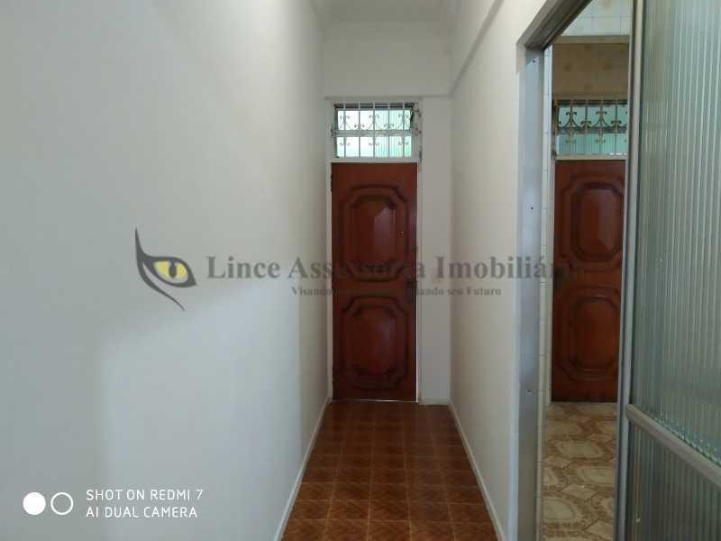 Circulação - Apartamento 2 quartos à venda Praça da Bandeira, Norte,Rio de Janeiro - R$ 350.000 - TAAP22272 - 4