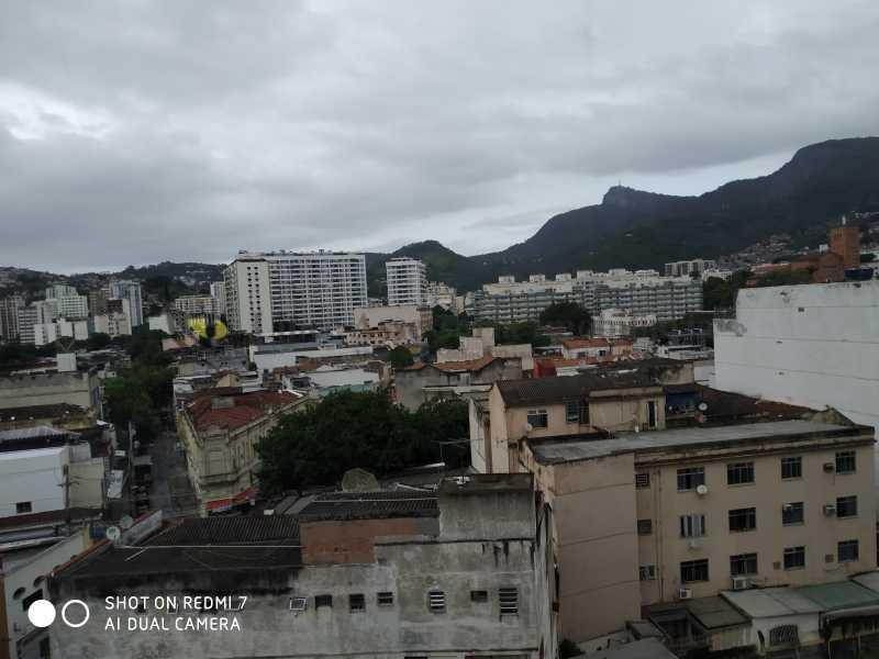 Vista - Apartamento 2 quartos à venda Praça da Bandeira, Norte,Rio de Janeiro - R$ 350.000 - TAAP22272 - 30
