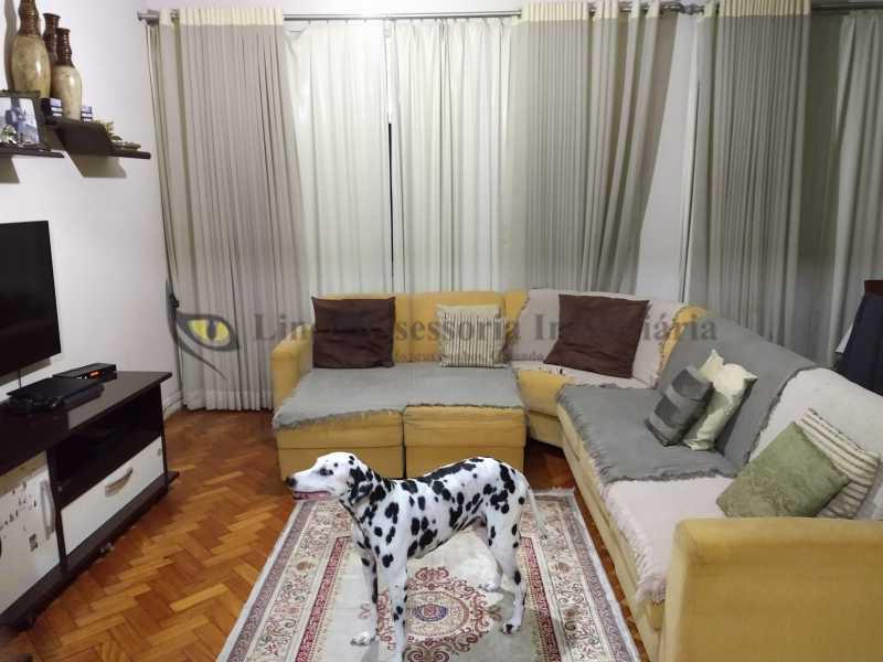 Sala - Casa em Condomínio 4 quartos à venda Tijuca, Norte,Rio de Janeiro - R$ 620.000 - TACN40007 - 3