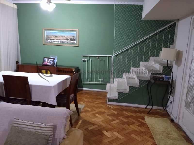 Sala - Casa em Condomínio 4 quartos à venda Tijuca, Norte,Rio de Janeiro - R$ 620.000 - TACN40007 - 1