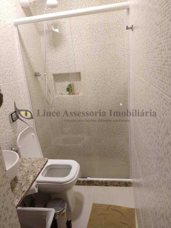 Banheiro Suíte - Casa em Condomínio 4 quartos à venda Tijuca, Norte,Rio de Janeiro - R$ 620.000 - TACN40007 - 14
