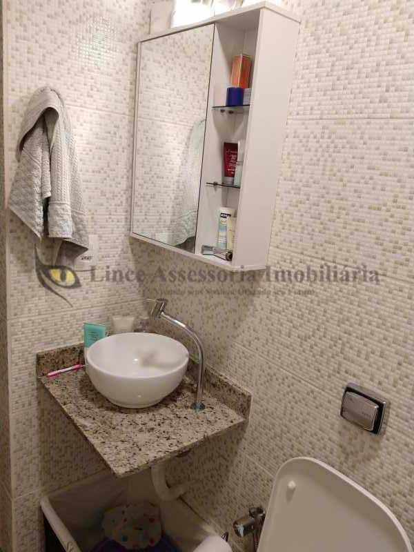 Banheiro Suíte - Casa em Condomínio 4 quartos à venda Tijuca, Norte,Rio de Janeiro - R$ 620.000 - TACN40007 - 15