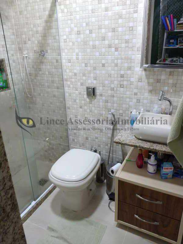Banheiro Social - Casa em Condomínio 4 quartos à venda Tijuca, Norte,Rio de Janeiro - R$ 620.000 - TACN40007 - 16