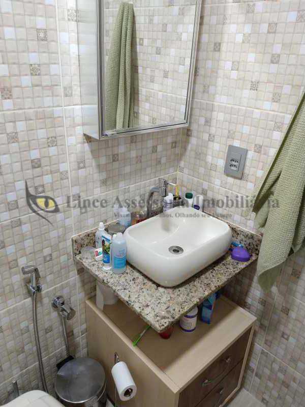 Banheiro Social - Casa em Condomínio 4 quartos à venda Tijuca, Norte,Rio de Janeiro - R$ 620.000 - TACN40007 - 17
