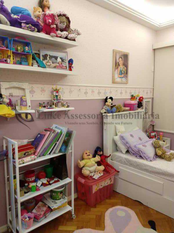 Quarto - Casa em Condomínio 4 quartos à venda Tijuca, Norte,Rio de Janeiro - R$ 620.000 - TACN40007 - 10
