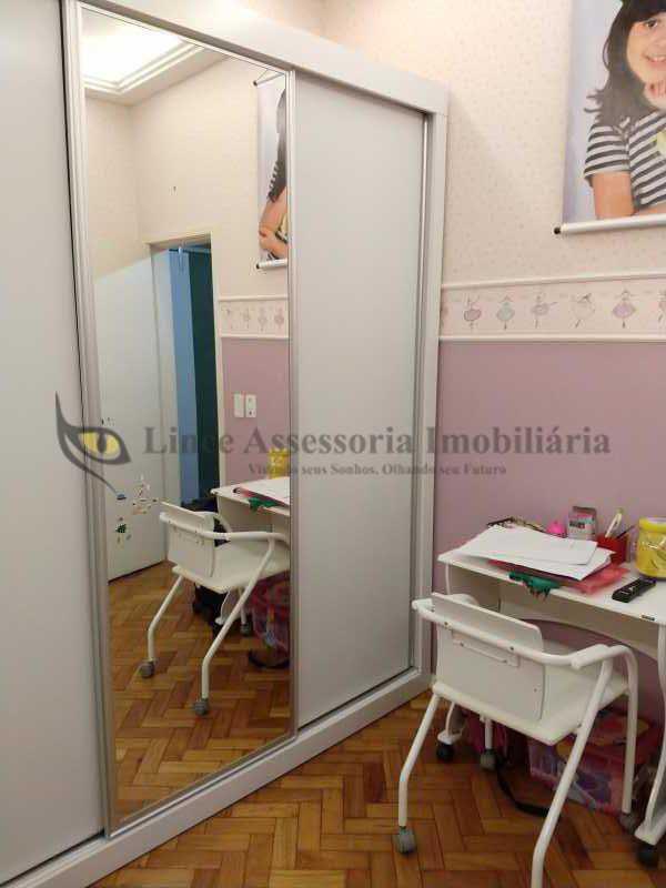 Quarto - Casa em Condomínio 4 quartos à venda Tijuca, Norte,Rio de Janeiro - R$ 620.000 - TACN40007 - 12