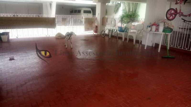 Garagem - Casa em Condomínio 4 quartos à venda Tijuca, Norte,Rio de Janeiro - R$ 620.000 - TACN40007 - 22