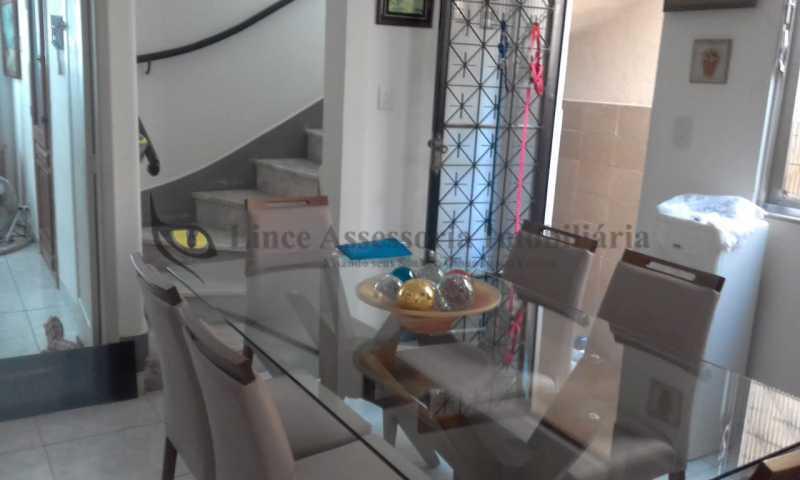 3-sala de jantar-1.1 - Casa de Vila 3 quartos à venda Praça da Bandeira, Norte,Rio de Janeiro - R$ 800.000 - TACV30076 - 1