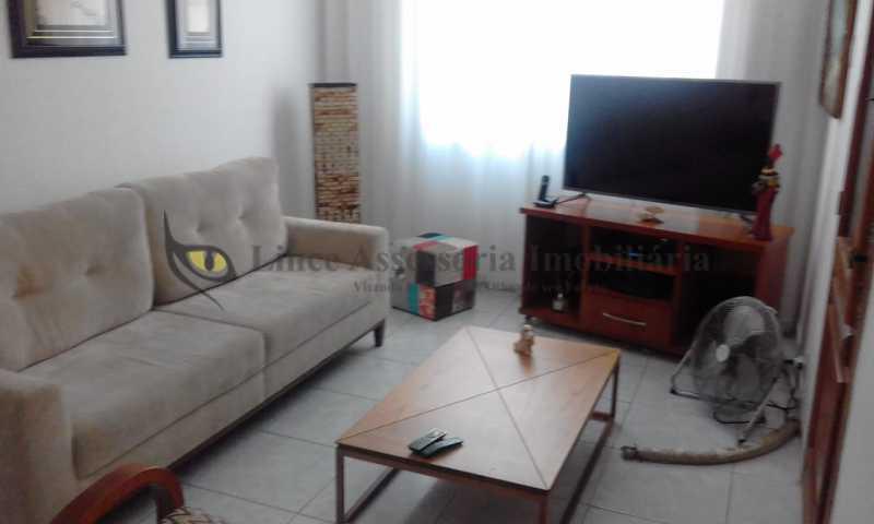 4-sala de estar - Casa de Vila 3 quartos à venda Praça da Bandeira, Norte,Rio de Janeiro - R$ 800.000 - TACV30076 - 4