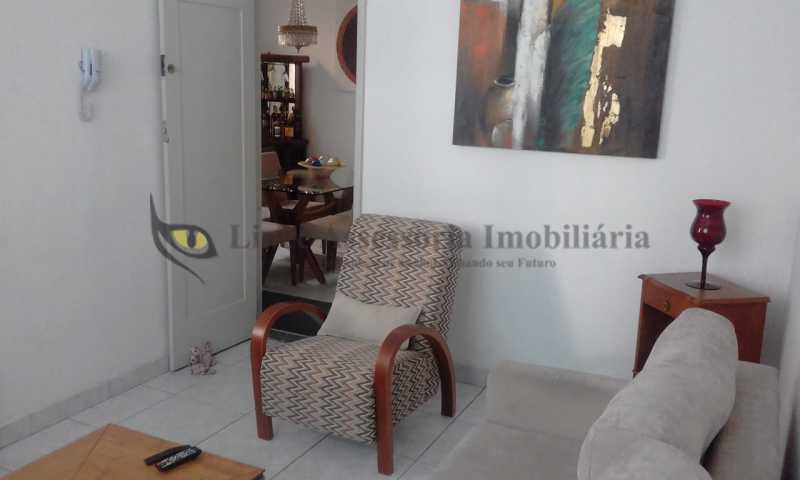 5-sala de estar-1.2 - Casa de Vila 3 quartos à venda Praça da Bandeira, Norte,Rio de Janeiro - R$ 800.000 - TACV30076 - 5