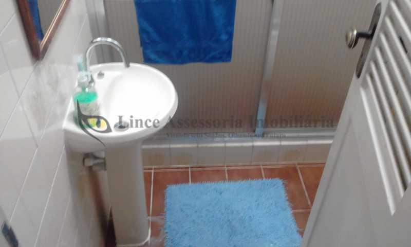 10-banheiro social-1º piso - Casa de Vila 3 quartos à venda Praça da Bandeira, Norte,Rio de Janeiro - R$ 800.000 - TACV30076 - 10