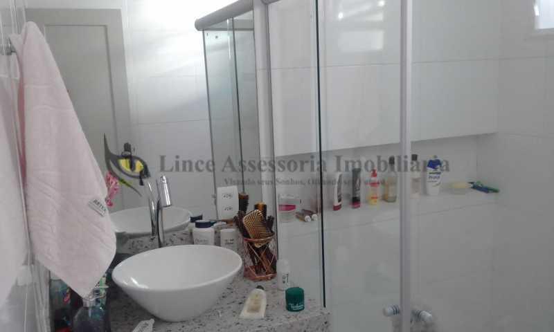 18-banheiro social-2º piso - Casa de Vila 3 quartos à venda Praça da Bandeira, Norte,Rio de Janeiro - R$ 800.000 - TACV30076 - 17