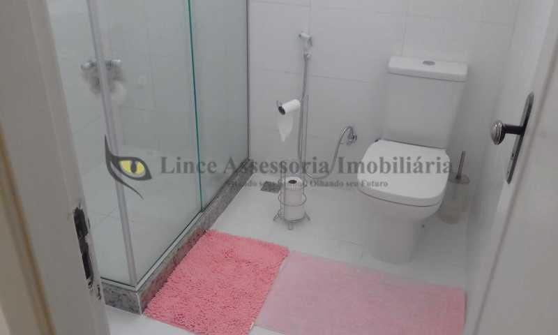 19-banheiro social 2º piso-1 - Casa de Vila 3 quartos à venda Praça da Bandeira, Norte,Rio de Janeiro - R$ 800.000 - TACV30076 - 18