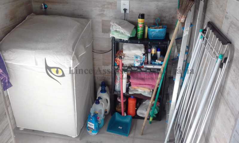 20-lavanderia - Casa de Vila 3 quartos à venda Praça da Bandeira, Norte,Rio de Janeiro - R$ 800.000 - TACV30076 - 19