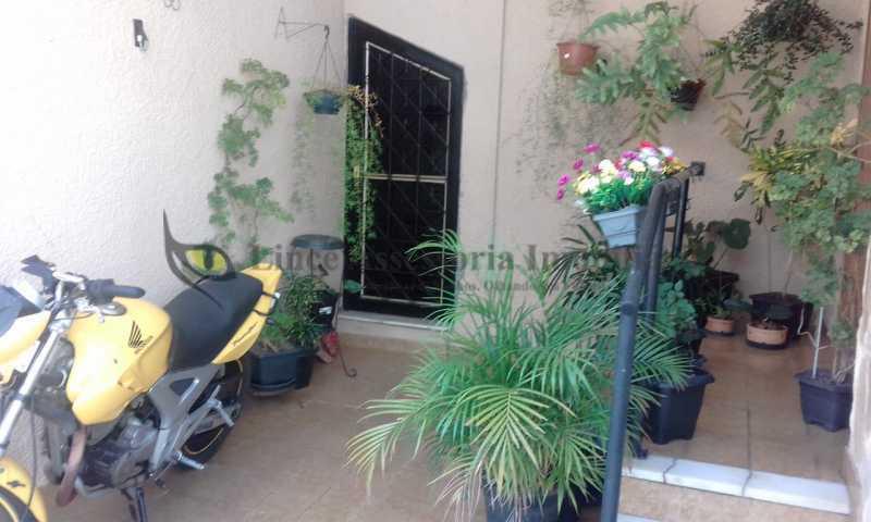 22- hall entrada da casa - Casa de Vila 3 quartos à venda Praça da Bandeira, Norte,Rio de Janeiro - R$ 800.000 - TACV30076 - 21
