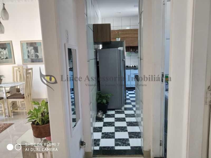 Circulação - Apartamento Catumbi, Centro,Rio de Janeiro, RJ À Venda, 2 Quartos, 85m² - TAAP22277 - 16