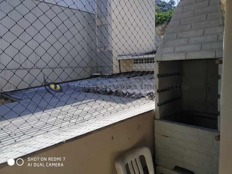 Varanda - Apartamento Catumbi, Centro,Rio de Janeiro, RJ À Venda, 2 Quartos, 85m² - TAAP22277 - 10