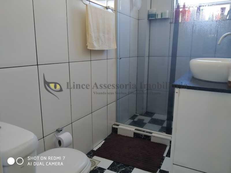 Banheiro Social - Apartamento Catumbi, Centro,Rio de Janeiro, RJ À Venda, 2 Quartos, 85m² - TAAP22277 - 19