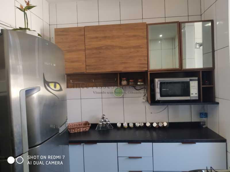 Cozinha - Apartamento Catumbi, Centro,Rio de Janeiro, RJ À Venda, 2 Quartos, 85m² - TAAP22277 - 25