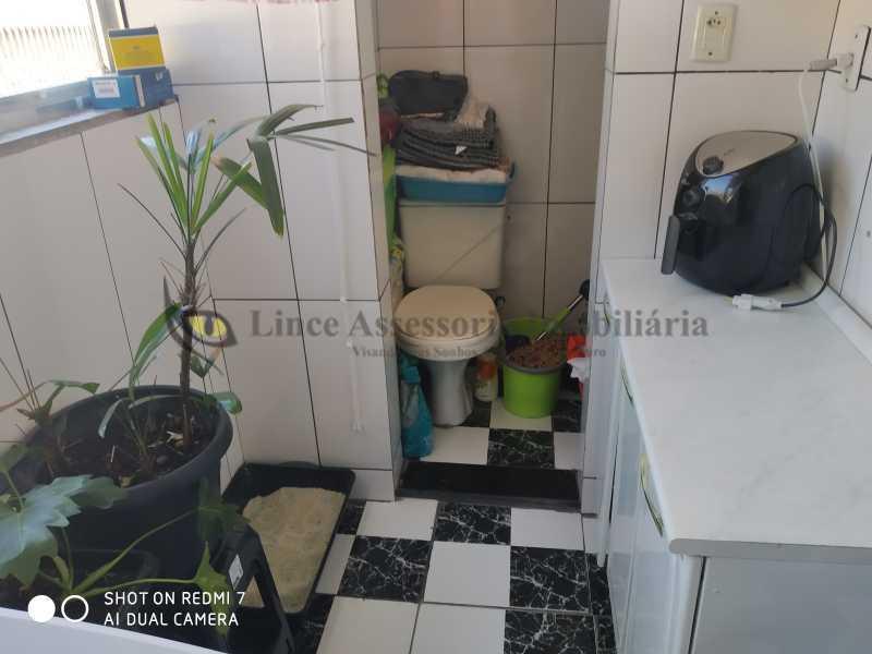 Área de Serviço - Apartamento Catumbi, Centro,Rio de Janeiro, RJ À Venda, 2 Quartos, 85m² - TAAP22277 - 29