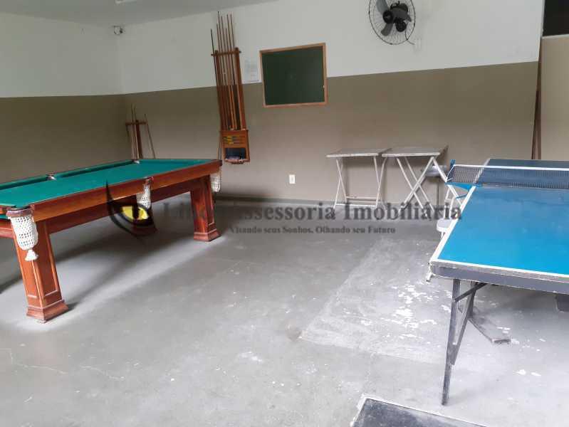 Salão de Jogos - Apartamento 2 quartos à venda Rio Comprido, Norte,Rio de Janeiro - R$ 320.000 - TAAP22291 - 16