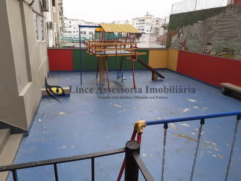 Parquinho Infantil - Apartamento 2 quartos à venda Rio Comprido, Norte,Rio de Janeiro - R$ 320.000 - TAAP22291 - 17