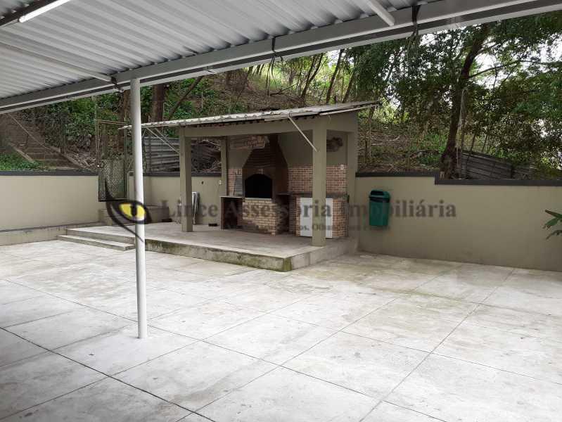 Churrasqueira - Apartamento 2 quartos à venda Rio Comprido, Norte,Rio de Janeiro - R$ 320.000 - TAAP22291 - 20