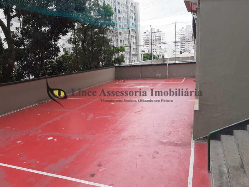 Quadra - Apartamento 2 quartos à venda Rio Comprido, Norte,Rio de Janeiro - R$ 320.000 - TAAP22291 - 22