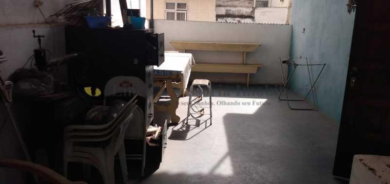 WhatsApp Image 2020-06-30 at 1 - Casa de Vila 3 quartos à venda Tijuca, Norte,Rio de Janeiro - R$ 580.000 - TACV30077 - 22