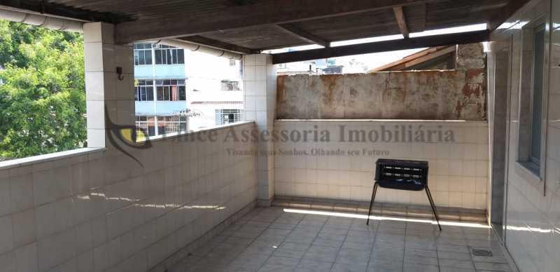 21 - Apartamento 2 quartos à venda Rio Comprido, Norte,Rio de Janeiro - R$ 300.000 - TAAP22292 - 3
