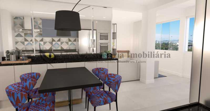 fotos-2 - Apartamento 2 quartos à venda Glória, Sul,Rio de Janeiro - R$ 899.000 - TAAP22295 - 1