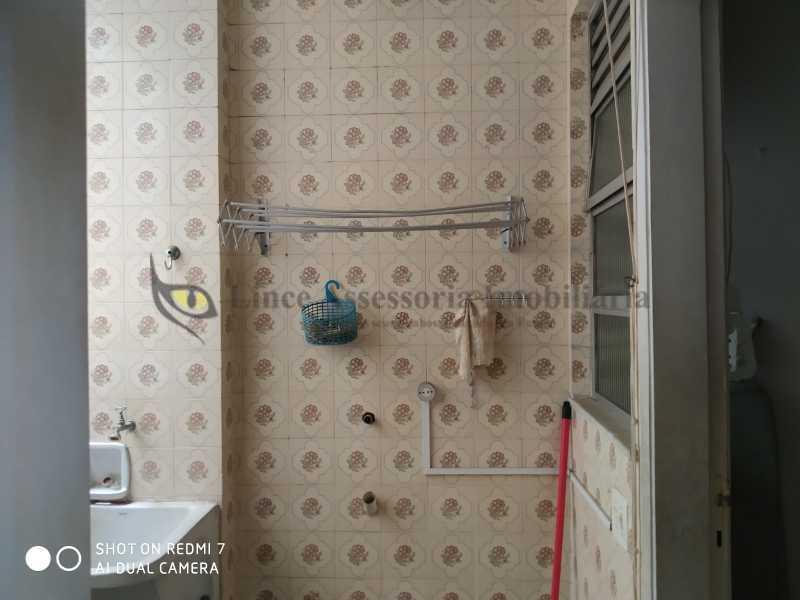 Área - Apartamento 1 quarto à venda Grajaú, Norte,Rio de Janeiro - R$ 335.000 - TAAP10448 - 23