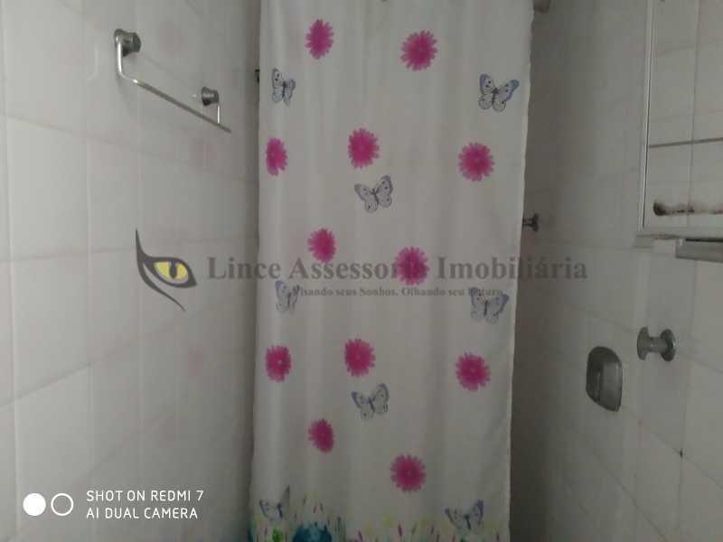 WC - Apartamento 1 quarto à venda Grajaú, Norte,Rio de Janeiro - R$ 335.000 - TAAP10448 - 30