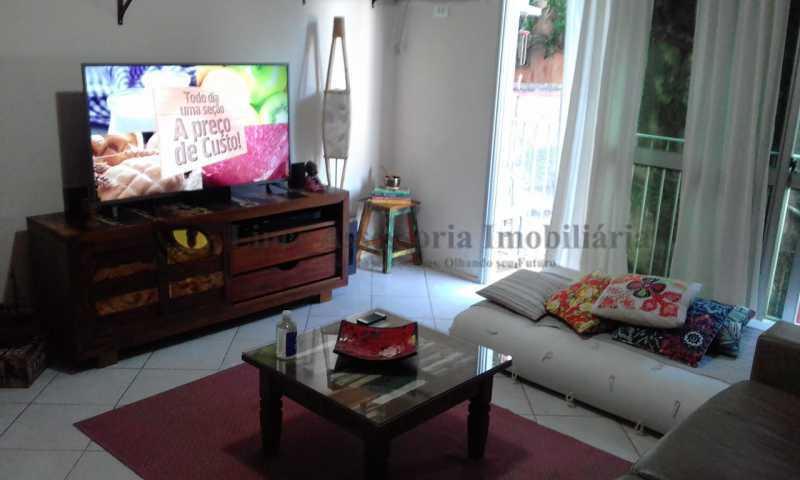 1-sala 1 - Apartamento 1 quarto à venda Estácio, Norte,Rio de Janeiro - R$ 320.000 - TAAP10449 - 1