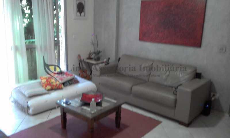 2-sala-1 - Apartamento 1 quarto à venda Estácio, Norte,Rio de Janeiro - R$ 320.000 - TAAP10449 - 3