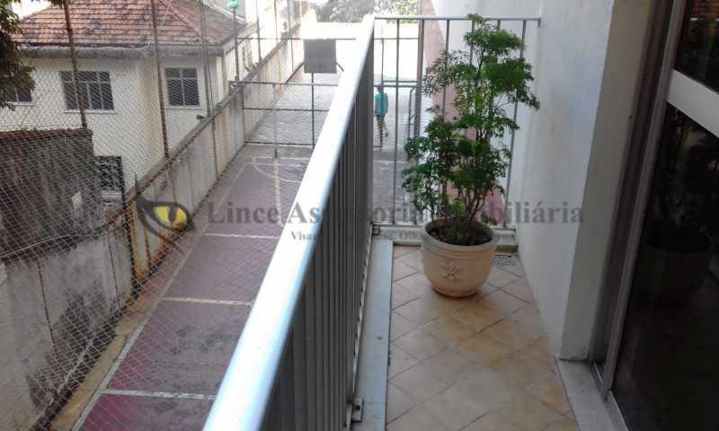 4-varandinha - Apartamento 1 quarto à venda Estácio, Norte,Rio de Janeiro - R$ 320.000 - TAAP10449 - 5