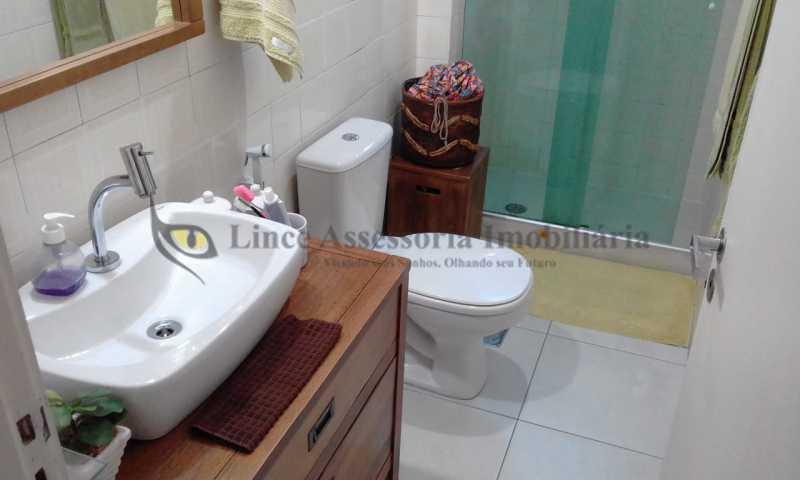 9-Banheiro social - Apartamento 1 quarto à venda Estácio, Norte,Rio de Janeiro - R$ 320.000 - TAAP10449 - 10