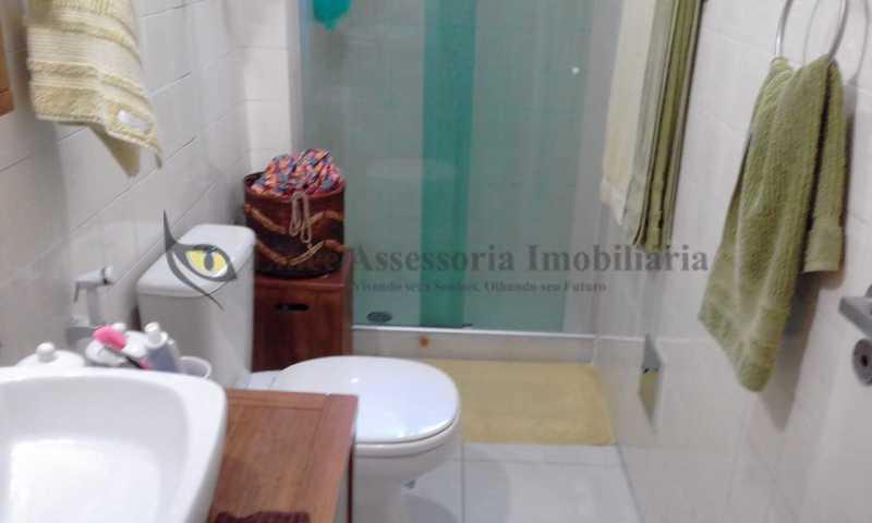 10-banheiro social-1. - Apartamento 1 quarto à venda Estácio, Norte,Rio de Janeiro - R$ 320.000 - TAAP10449 - 11
