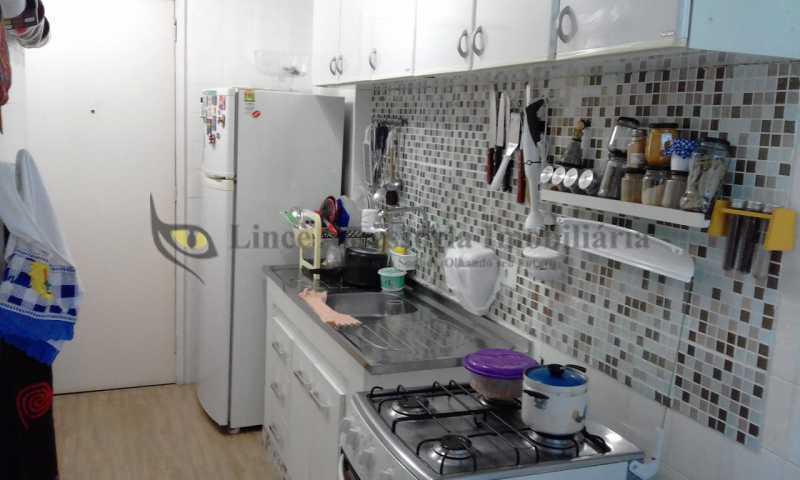 11-cozinha - Apartamento 1 quarto à venda Estácio, Norte,Rio de Janeiro - R$ 320.000 - TAAP10449 - 12