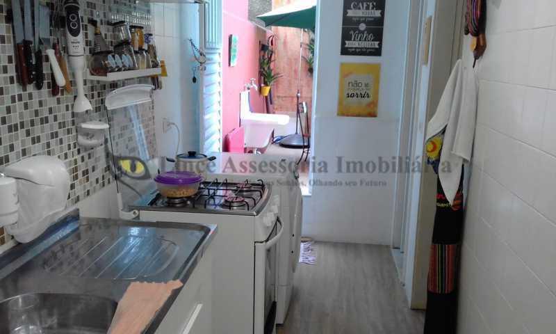 12-cozinha - Apartamento 1 quarto à venda Estácio, Norte,Rio de Janeiro - R$ 320.000 - TAAP10449 - 13