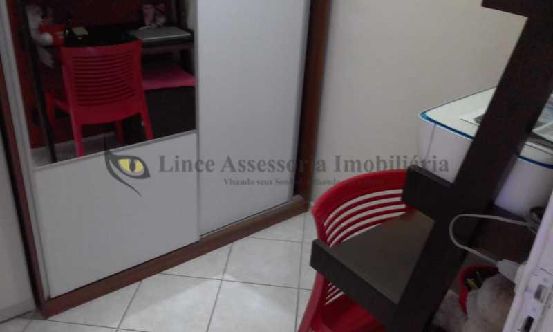 14-quarto empregada - Apartamento 1 quarto à venda Estácio, Norte,Rio de Janeiro - R$ 320.000 - TAAP10449 - 15