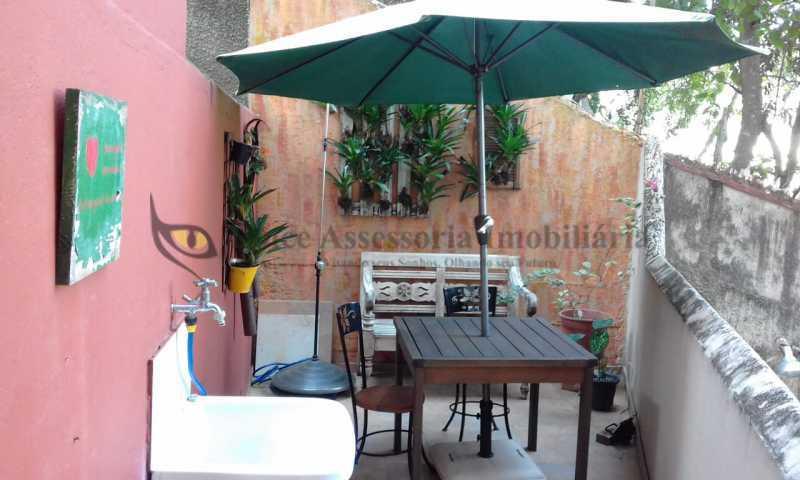 16-área externa. - Apartamento 1 quarto à venda Estácio, Norte,Rio de Janeiro - R$ 320.000 - TAAP10449 - 17